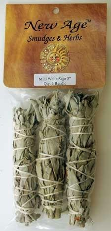 Photo of 3 sage bundles